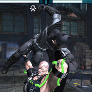 Batman Arkham Origins ipad game