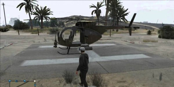 buzzard attack helicopter real life