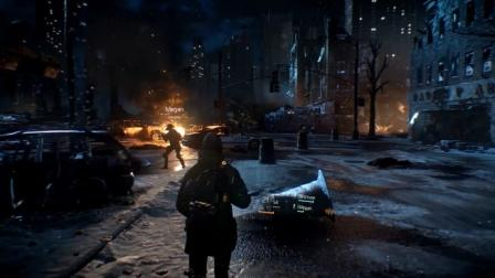 Tom Clancy's The Division Gameplay Screenshots