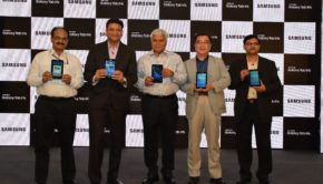 Samsung introduces Galaxy Tab Iris equipped with Iris recognition technology for government and enterprises in India
