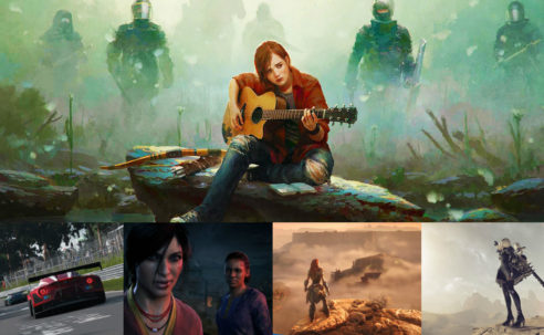 PSX 2016 Day 1: All The Trailers (The Last Of Us 2, Horizon Zero Dawn, Uncharted 4 DLC, & More)