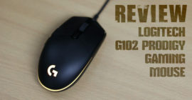 Review: Logitech G102 Prodigy Gaming Mouse