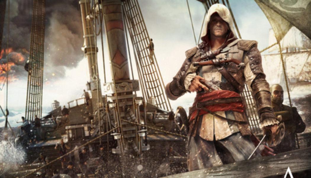 Assassin's Creed 4 trailer highlights next-gen features