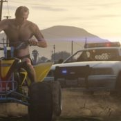 New GTA V Screens are here