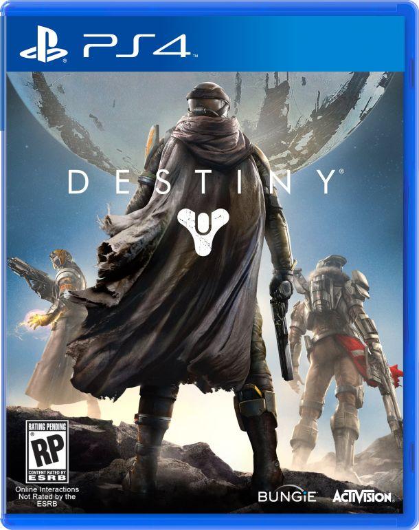 Destiny 4 Cover Art