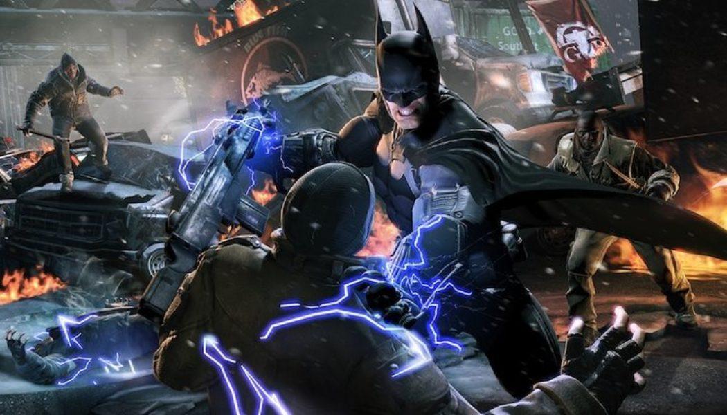 Batman: Arkham Origins Has A Permadeath Mode