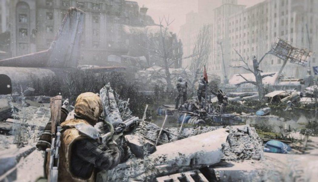 """Metro: Last Light """"Developer's Pack"""" DLC"""