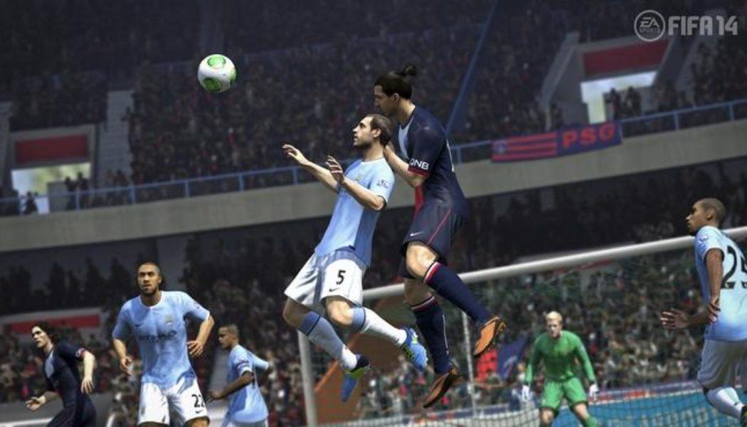 FIFA'14 Best Goals of the Week