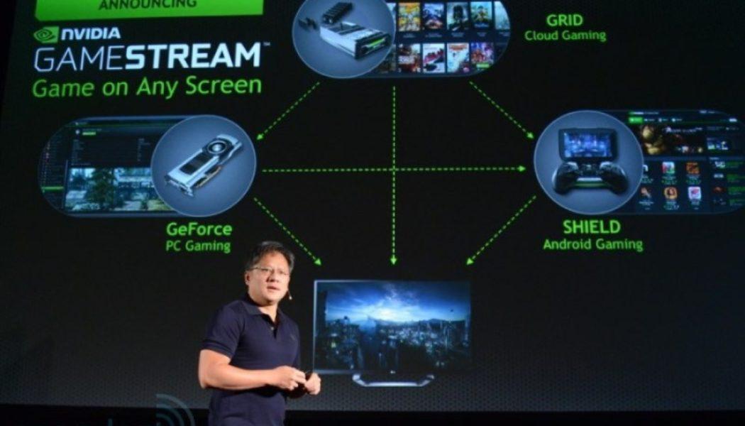 NVIDIA reveals Gamestream