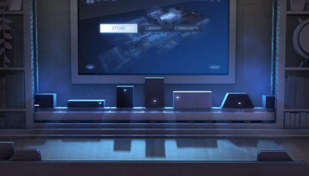 Valve reveal specs for prototype Steam Box