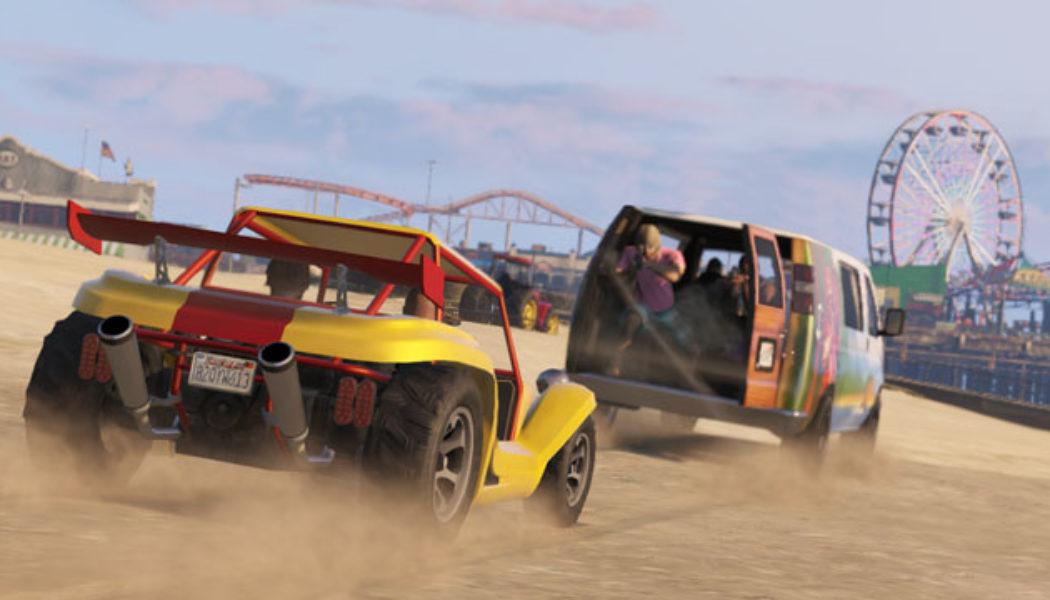 New GTA V DLC is here