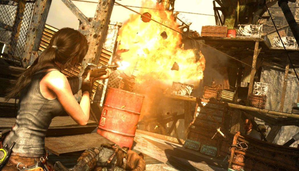 Tomb Raider: Definitive Edition Coming To India On Next Generation Platforms.