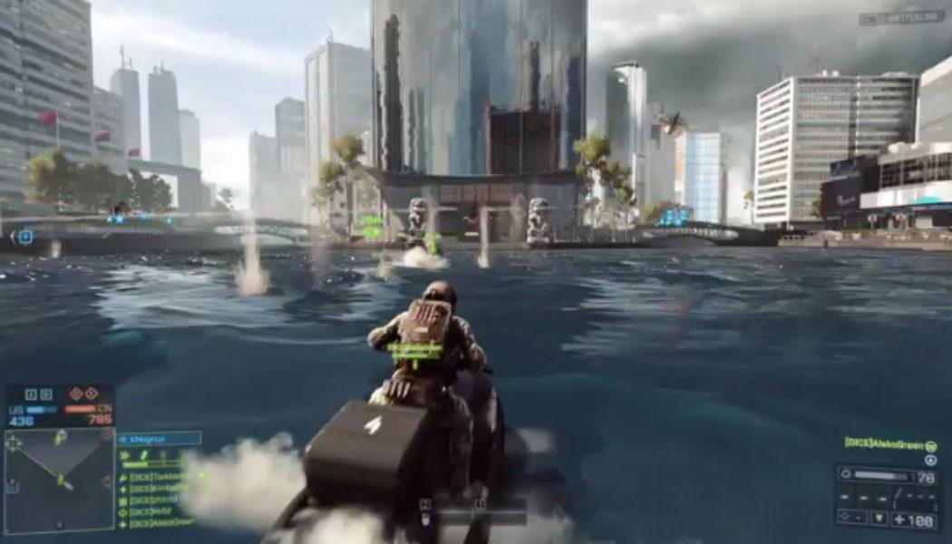 Battlefield issues persist, affect EA stocks