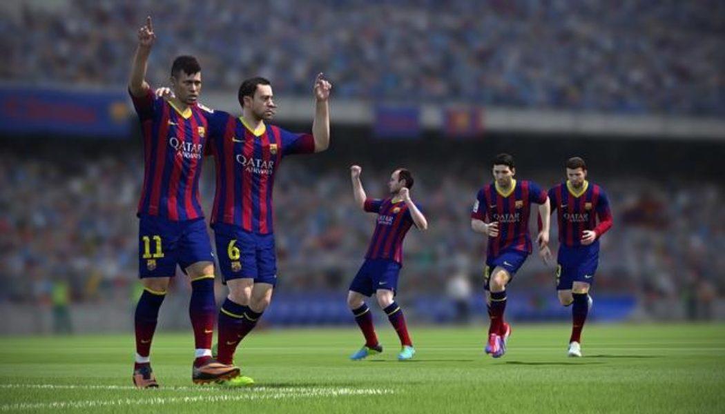FIFA 14 – FC Barcelona Player Tournament – Neymar, Fàbregas, Piqué