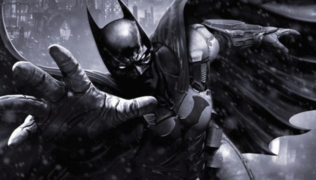 Batman Arkham Origins Exclusive Poster Contest