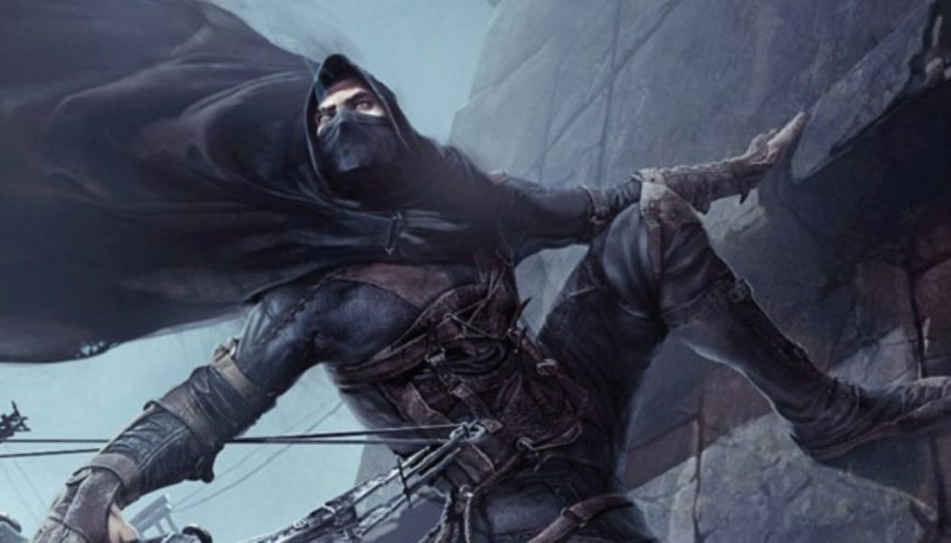 Thief lands on your console full of potential, but loses the plot midway