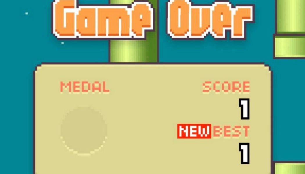 Flappy Bird dev removes the popular app