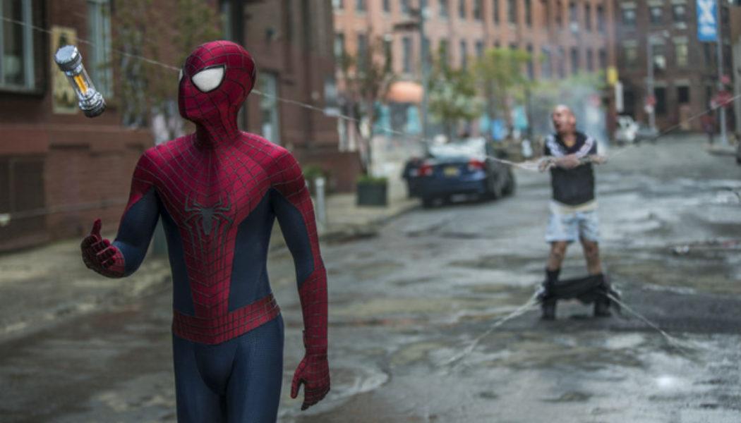The Amazing Spider Man 2 –Spidey Chase Rhino Scene