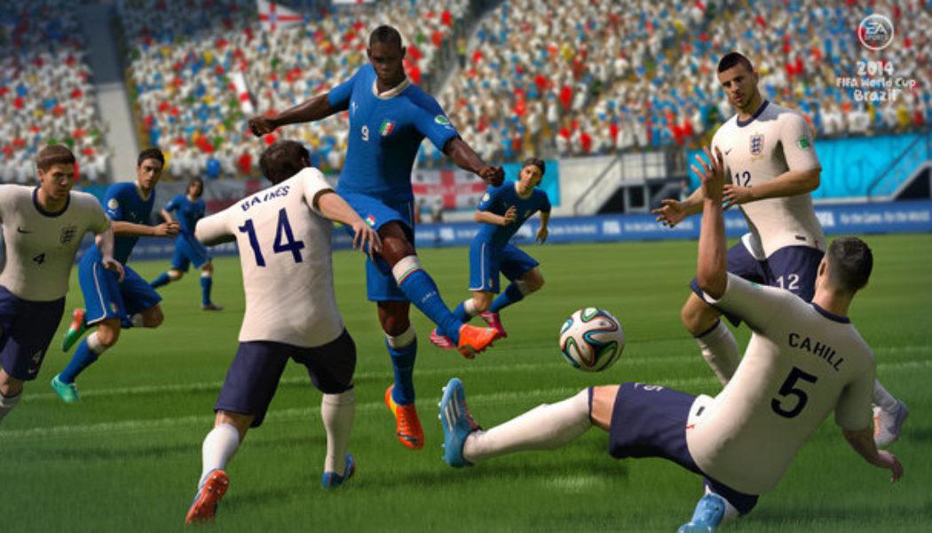 2014 FIFA World Cup Brazil trailer