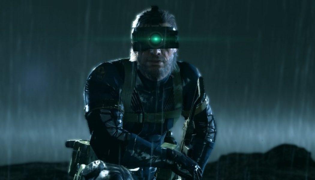 Metal Gear Solid V Ground Zero