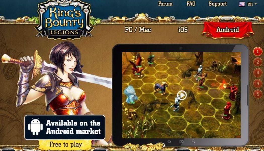 King's Bounty: Legions unleashes cross-platform strategic combat on Windows Phone