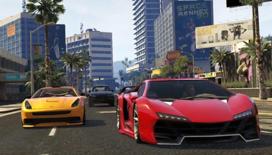Grand Theft Auto Online Spring Updates