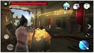 Kochadaiiyaan's official mobile game