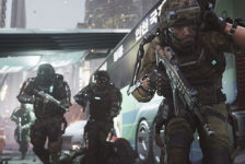 Storytelling techniques revealed in the new Call of Duty: Advanced Warfare Trailer
