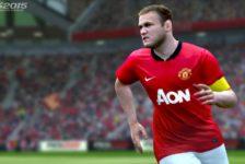 PES 2015 gameplay