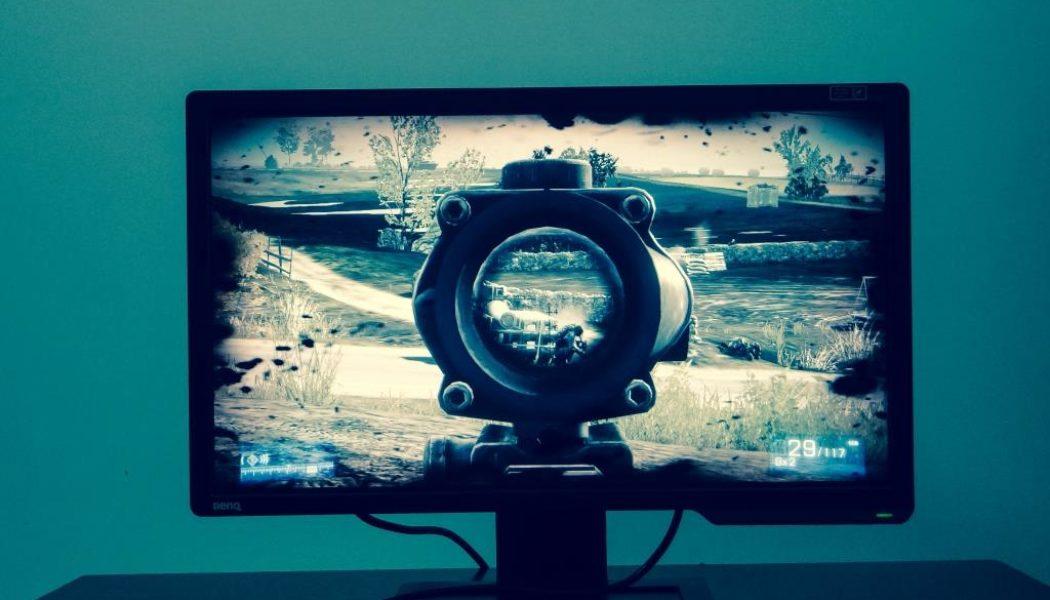 BENQ XL2411Z Gaming Monitor Review