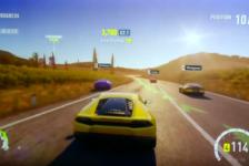 Forza Horizon 2 - All New Gameplay - Coastal Race Action