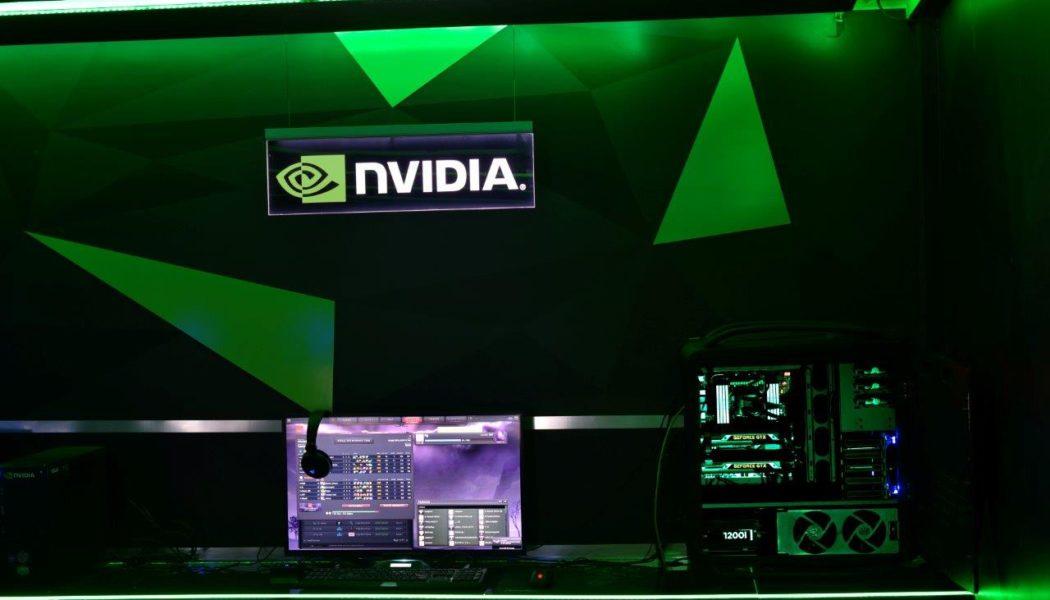 NVIDIA Experience Zones
