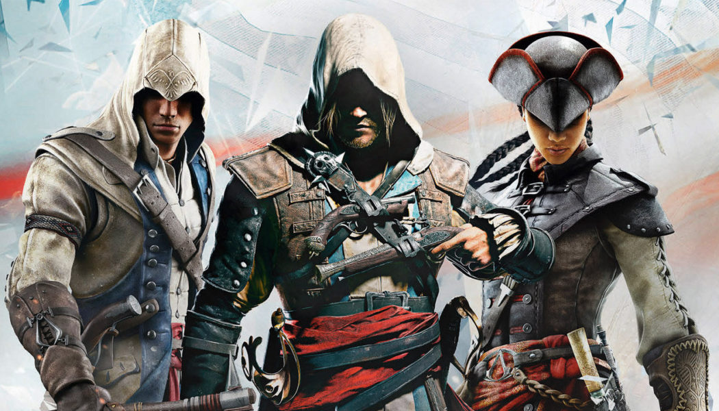 "Assassin's Creed ""Americas"" Coming To Xbox 360 & PS3 Next Month"