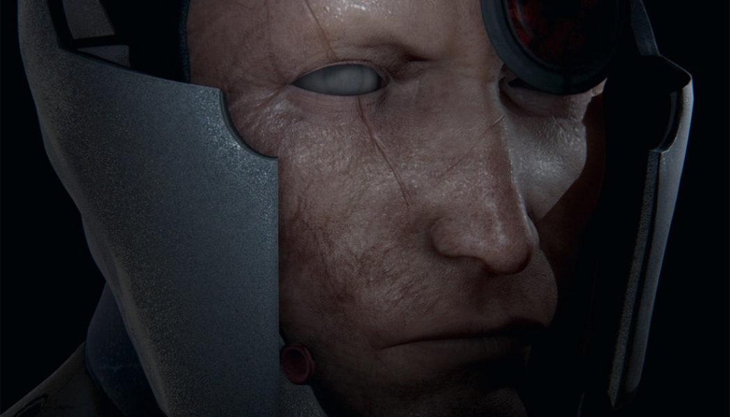 Metal Gear Solid in Unreal Engine 4