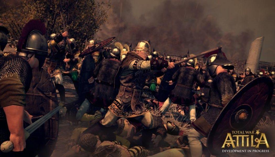 Total War Attilla