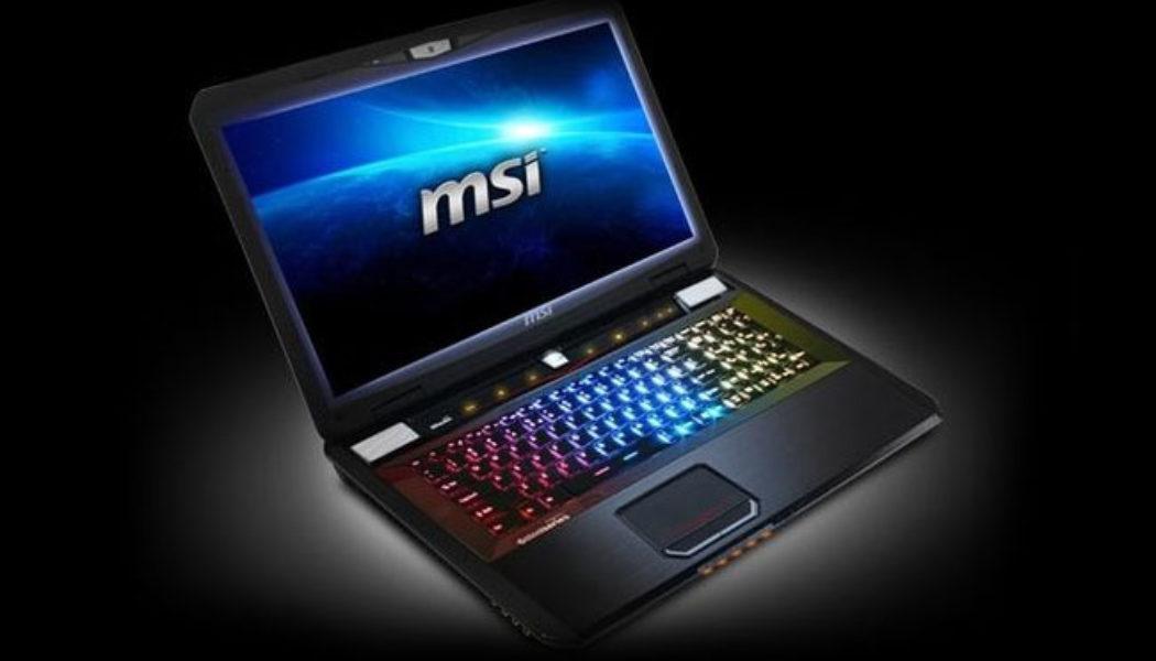 MSI Gaming notebooks undergo NVIDIA GeForce GTX 900M series refresh
