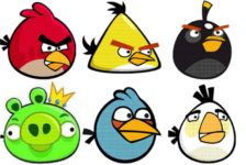 Angry Birds Movie Voice Cast Announced