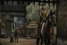 Telltale's Game of Thrones Leaked Screenshots