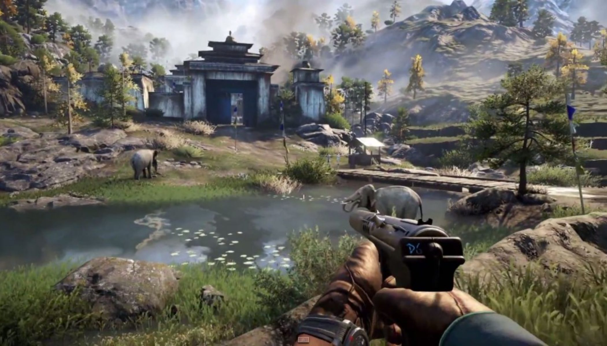 Far Cry 4 Official Launch Trailer Gaming Central