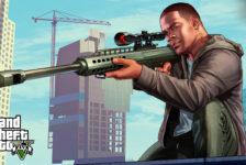 Grand Theft Auto InfoGraphic