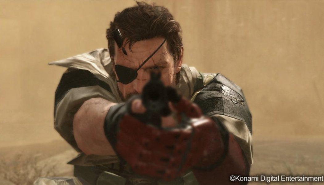 Watch This Metal Gear Online Gameplay Footage