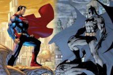 Watch Superman get his ass kicked by Batman