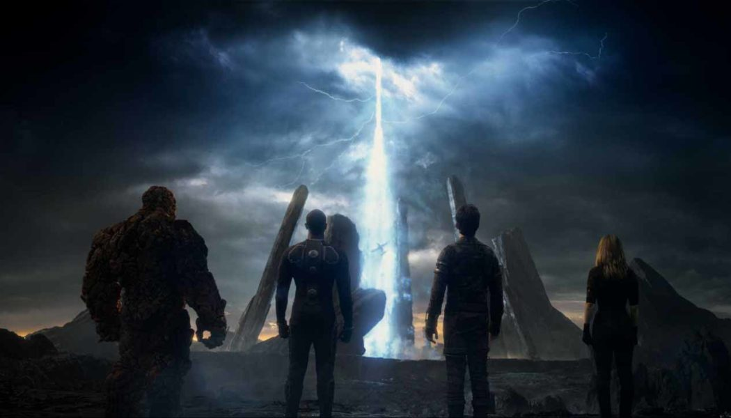 Watch The Official Teaser For Fantastic Four