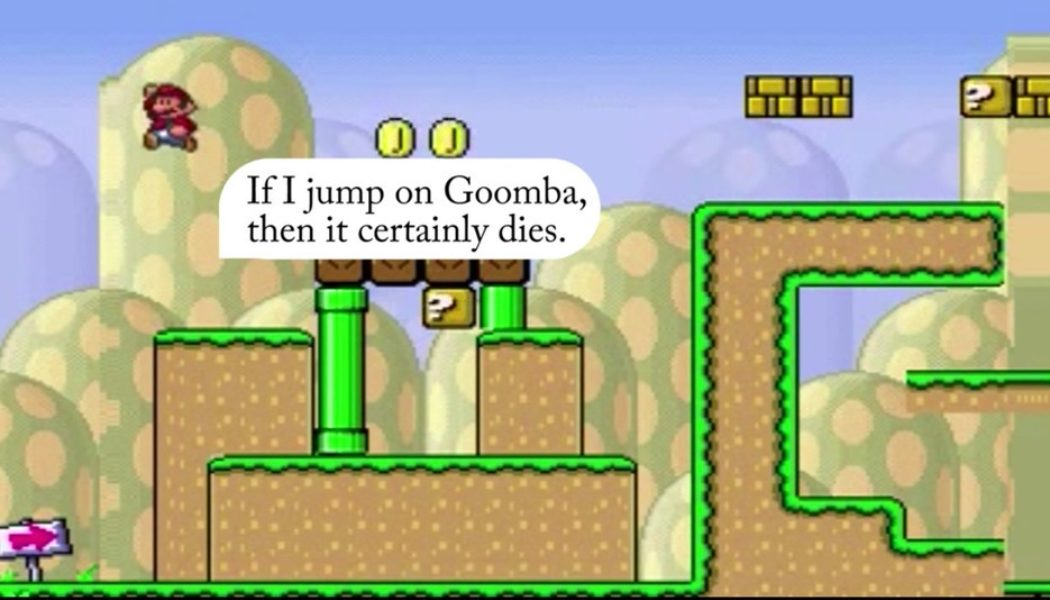 Self-aware Super Mario with AI created by researchers