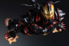 Square Enix Based Iron Man Design