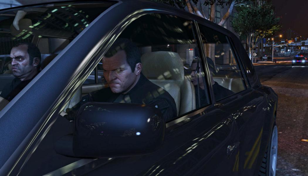 Rockstar Releases GTA V PC Images
