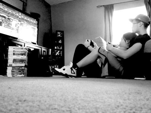 Gaming Couple