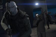 GTA V Heists Update Now 4.8 GB Report