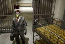 Watch The Dark Knight Bank Robbery Scene On GTA Online Heists