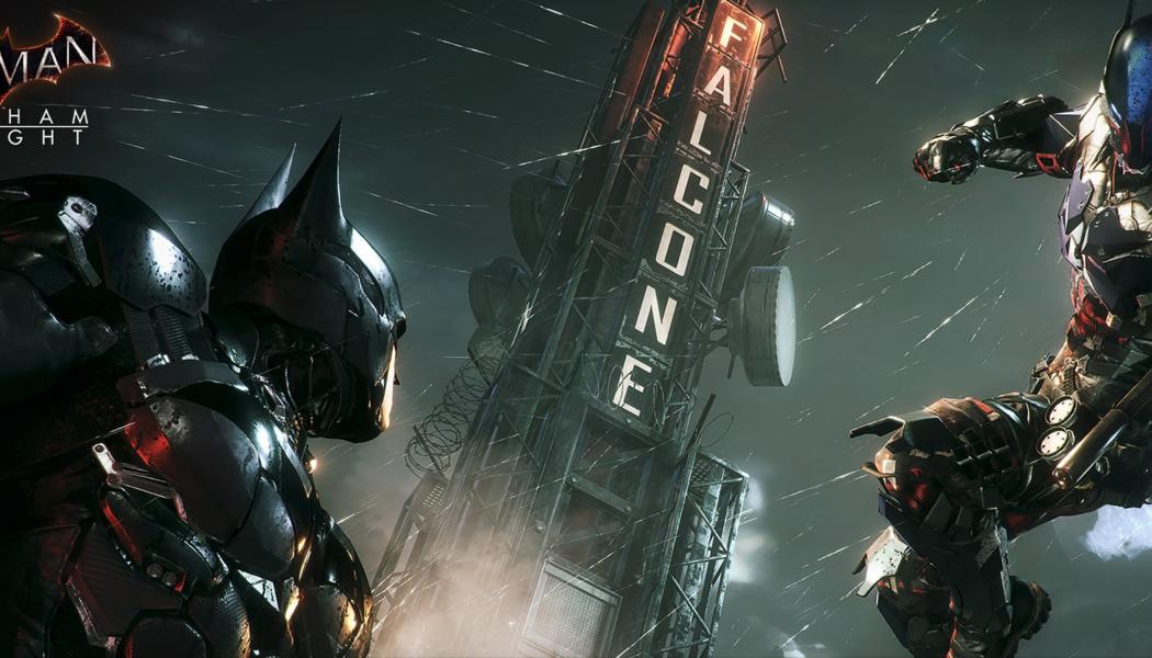 Batman Arkham Knight Officer Down Gameplay Footage